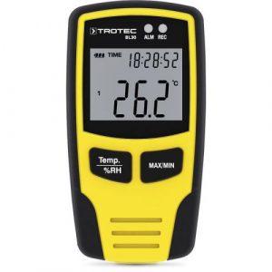 Înregistratoare de temperatură și umiditate