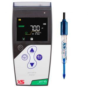 pH-metre pentru lapte și produse lactate