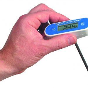 Termometre digitale cu sonda din inox