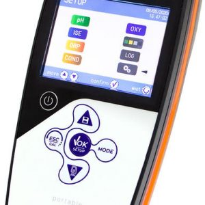 Multiparametre pH/mV/EC/O2